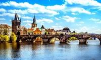 Praga: 4 días y 3 noches con vuelo de ida y vuelta desde Barcelona y desayuno en Luxury Family Hotel Bílá Labuť 4*