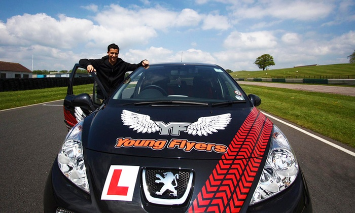 Young Flyers Driving Academy - Bruntingthorpe: Young Drivers' Experience from £19 with Young Flyers Driving Academy (Up to 68% Off)