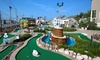 Up to 50% Off Mini-Golf at The Sand Trap