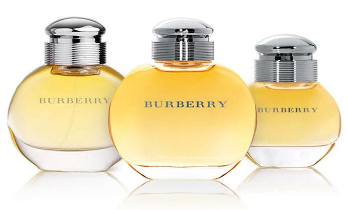 Profumi Burberry Classic disponibili in 3 formati da 24,99 € (fino a 45% di sconto)