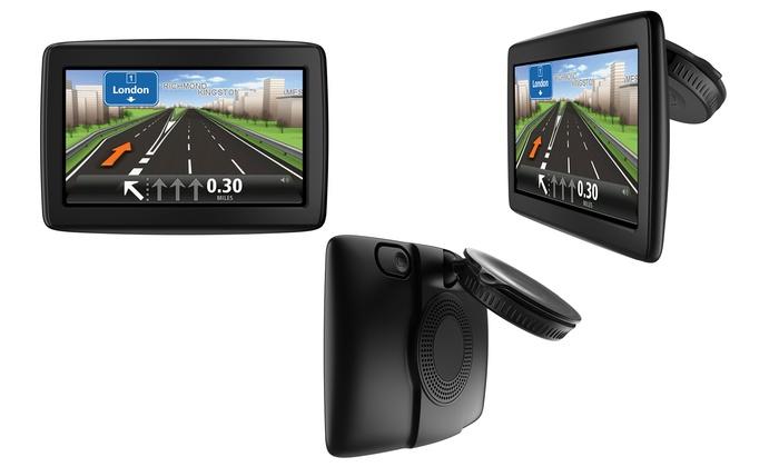 TomTom Start 25 UK and ROI GPS
