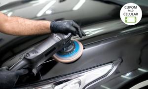 Pirates Car Wash: Polimento cristalizado (opção com higienização interna e lavagem de motor) na Pirates Car Wash – Taguatinga