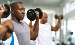 Fitness 1440 at Colony Square Midtown: $49 for Gym Membership and Group Personal Training at Fitness 1440 at Colony Square Midtown ($100 Value)