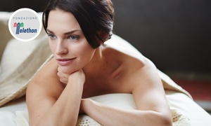 Exential di Ciciliani Gloria: 3 o 5 massaggi da 50 minuti a scelta al centro estetico Exential  (sconto fino a 82%)