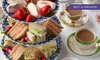 Create Arts Cafe  Dessert Bar - Falmouth: Afternoon Tea with Optional Bottle of Champagne for Two or Four at Create Arts Cafe (Up to 48% Off)