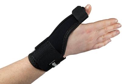 1 o 2 soportes de neopreno para el pulgar