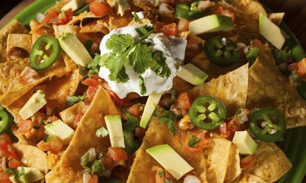 Up to 40% Off Mexican Meals at La Fiesta Mexican Restaurant