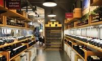 Initiationet dégustation de vins pour 2, bouteille de côte du Rhône village en option dès 35€ chez Guyot Maison De Vins