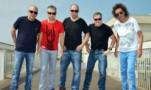 """לסט מיוזיק בע''מ: להקת נאג' חמאדי המצליחה, המורכבת מעיתונאים ואנשי תקשורת, מארחת את יאיר ניצני ורותי נבון! רק 49 ₪ להופעה במועדון יול כפ""""ס"""