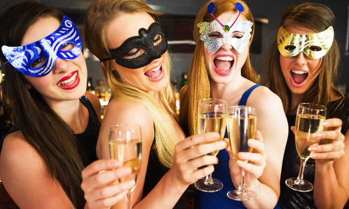 DC Mardi Party - R.F.D.: Admission for One or Two or VIP Admission for One to DC Mardi Party on February 6 (Up to 54% Off)