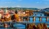 ✈ Praag: 2-4 overnachtingen met vlucht vanaf EIN/AMS