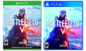 Battlefield V for Xbox One or PlayStation 4