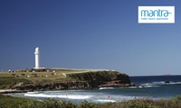 Wollongong: Up to Three-Night Inner City Apartment Getaway For Two People with Breakfast and Wi-Fi at Mantra Wollongong