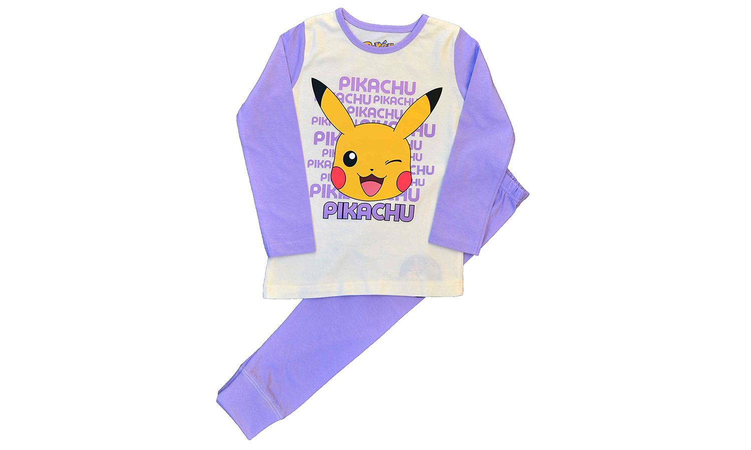 Children's Two-Piece Pokemon Pyjamas From £4.49