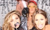 Lola Photo Booth: Two- or Four-Hour Photo-Booth Rental with Free GIF Booth from Lola Photo Booth (Up to 50% Off)