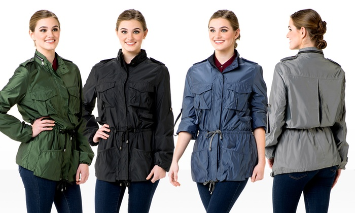 G.E.T. Ms. Field Jackets: G.E.T. Ms. Field Jackets. Multiple Colors Available.