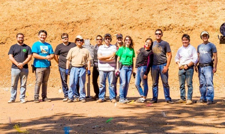 Four-Hour Entry-Level Shooting Range Experience for One or Two People at Monarch Defense (Up to 61% Off)