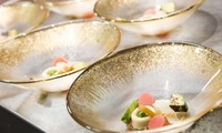 Déjeuner ou dîner gastronomique en 4 ou 5 services au restaurant Lijsterbes, couronné par Gault&Millau, dès 31,99 €!