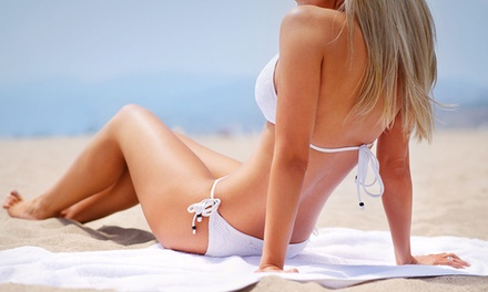 Choice of Brazilian, Hollywood or Half Leg Wax Plus Optional Underarm Wax at Audrey at Ice Hair and Body (Up to 73% Off)