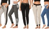 Coco Limon Women's Fleece-Lined Joggers (5-Pack): Coco Limon Women's Fleece-Lined Joggers (5-Pack)