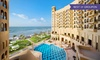 The Ajman Palace - Bahi Ajman Palace Hotel: Ajman: 1 Night for Two in a Deluxe Room with Half Board and a 15 Minute Free Massage at the Bahi Ajman Palace Hotel