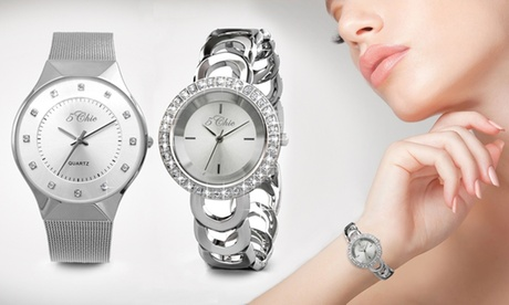 Reloj para mujer con cristales Swarovski®