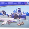 Dream Builders Ready for Takeoff Block Set (800-Piece)