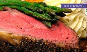 AlpenRose Restaurant: $39 for $60 Worth of European Cuisine at Alpenrose Restaurant