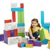 """Crayola """"Color Your Own"""" Construction Blocks"""