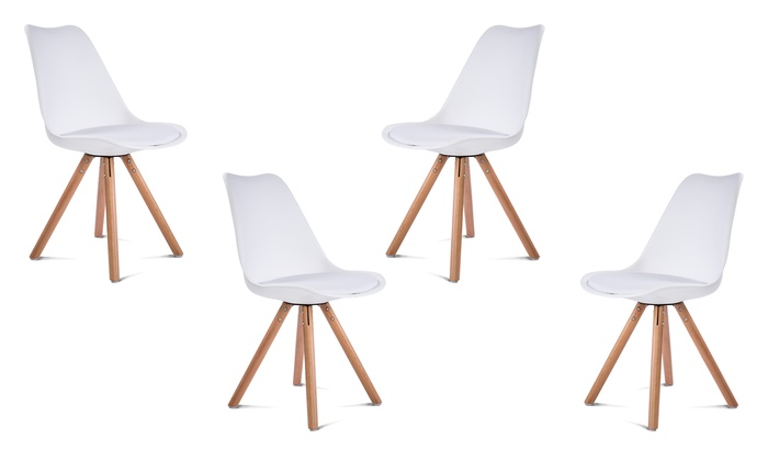 stoelen scandinavische design groupon goods