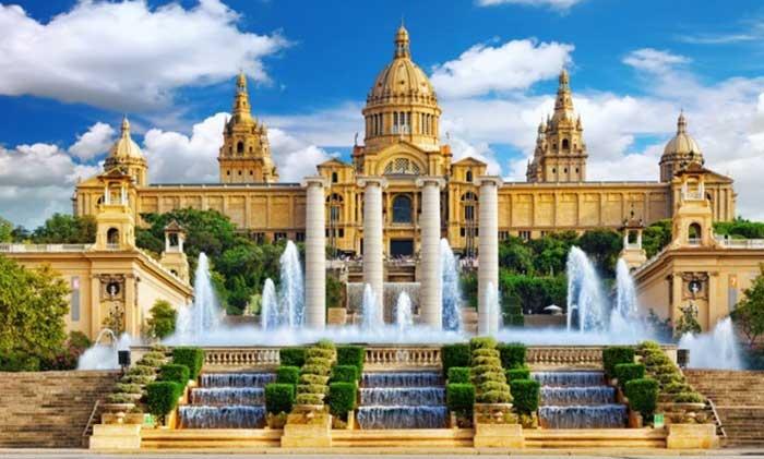 Sejour A Barcelone Avec Vols Groupon Getaways