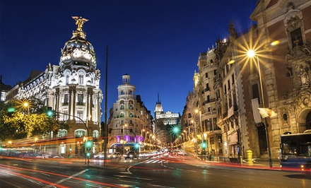 Groupon Deal: ✈ 8-Day Tour of Spain with Round-Trip Airfare from Great Value Vacations. Price/Person Based on Double Occupancy.