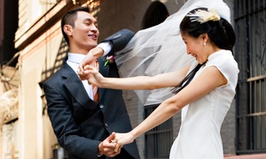 The Dance: One or Four Private Wedding Dance Sessions at The Dance (Up to 88% Off)