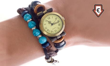Reloj de pulsera modelo Lady París o Vintage