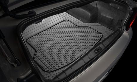 Alfombrilla universal para coche, recortable e impermeable