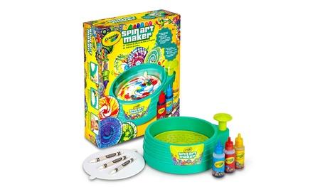 Crayola Spin Art Maker for £14.99