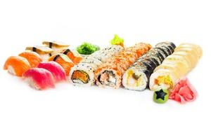Sushi Kushi: Zestawy sushi: 36 kawałków za 59,99 zł i więcej opcji w Sushi Kushi (do -38%)
