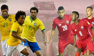 Chevrolet Brazil Global Tour – Brazil vs. Panama: Chevrolet Brazil Global Tour – Brazil vs. Panama on May 29 at 7:30 p.m.