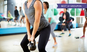 Move GB: Ten Boot Camp Sessions at Move GB, 76 Locations