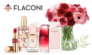 Flaconi: Wertgutschein über 10 € oder 40 € anrechenbar auf Produkte auf flaconi.de