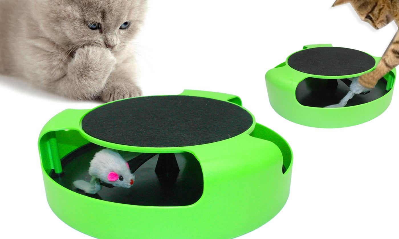 One or Two Catch the Mouse Pet Toys