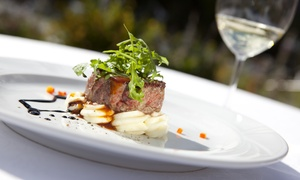 You And Me: Three-Course Monday-Thursday or Friday-Sunday Meal for Two or Four at You And Me (Up to 58% Off)