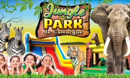 2, 3 ou 4 entrées adultes ou enfants pour le parc animalier dès 12 € avec Jungle Park Camargue