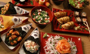 Makis Place Lake Nona: Sushi Lunch or Dinner and Drinks for Two or Four at Makis Place Lake Nona (Up to 44% Off)