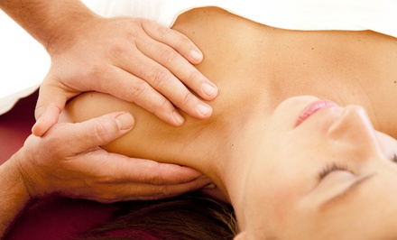 50- or 80-Minute Therapeutic Massage at Johnson Wellness and Chiropractic Center (Up to 51% Off)