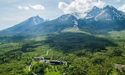 Narty na Słowacji: Wysokie Tatry