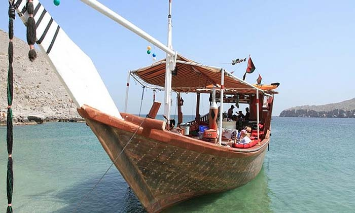 Khasab Beach Tours - Khasab: Khasab: Half-Day or Full-Day Dhow Cruise with Dolphin Watching and Option for Overnight Beach Stay