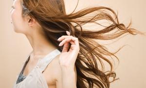 Virgo Unisex Hair and Beauty Salon : Haircut and Blow-Dry at Virgo Unisex Hair and Beauty Salon (60% Off)