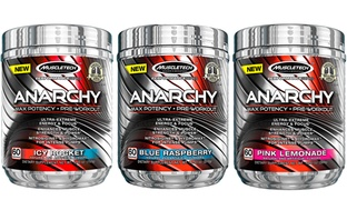 MuscleTech Pre-Workout Supplement
