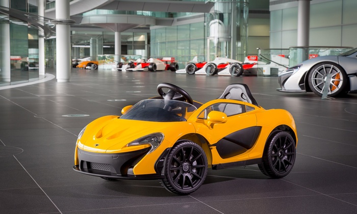 Licensed McLaren P1 Kidsu0027 12V Ride On Car ...